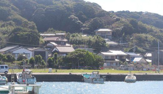 神集島アジング!離島でアジを釣る